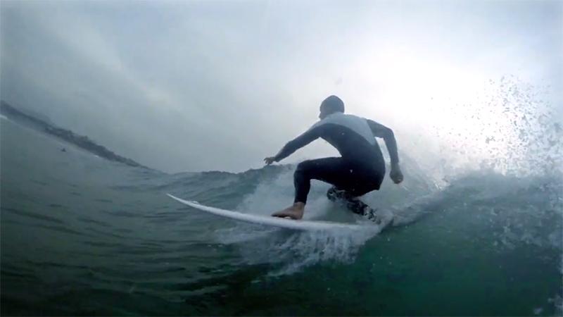 VIDEOBLOG SURF